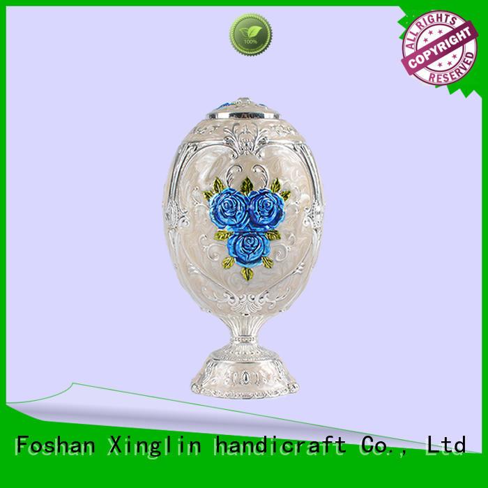 3d eggshaped antique toothpick holders metal Xinglin company