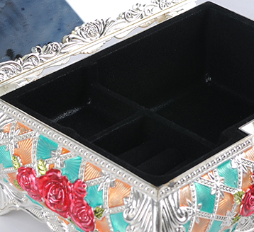 red cheap jewelry boxes wholesale manufacturer for clubs-3