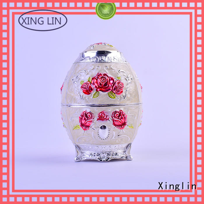 Xinglin Brand peacock automatic antique toothpick holders manufacture