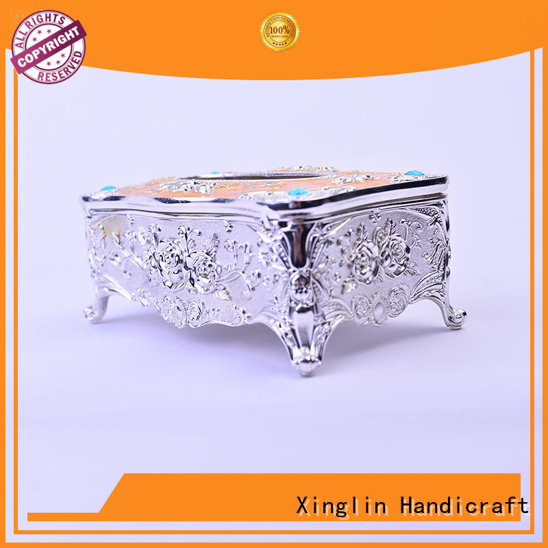 Xinglin Brand Top quality style Eco-friendly tissue box design