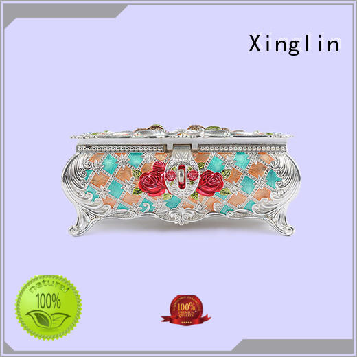 red cheap jewelry boxes wholesale manufacturer for clubs