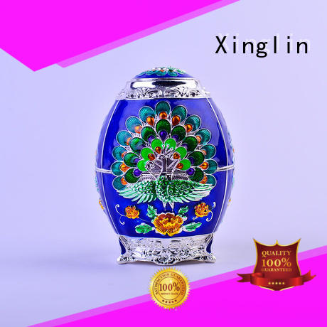 Quality Xinglin Brand toothpick holders for sale carved peacock
