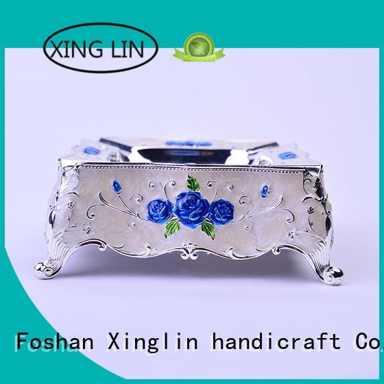 Xinglin Brand rose retro crafts antique ashtrays