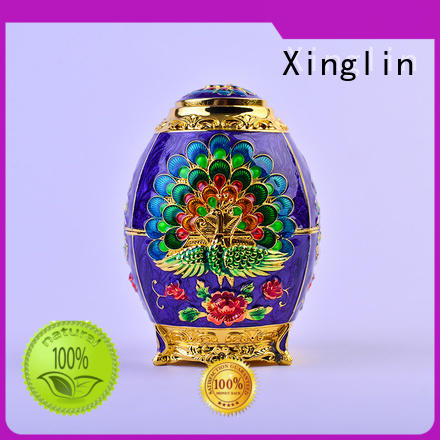 3d peacock antique toothpick holders Xinglin Brand