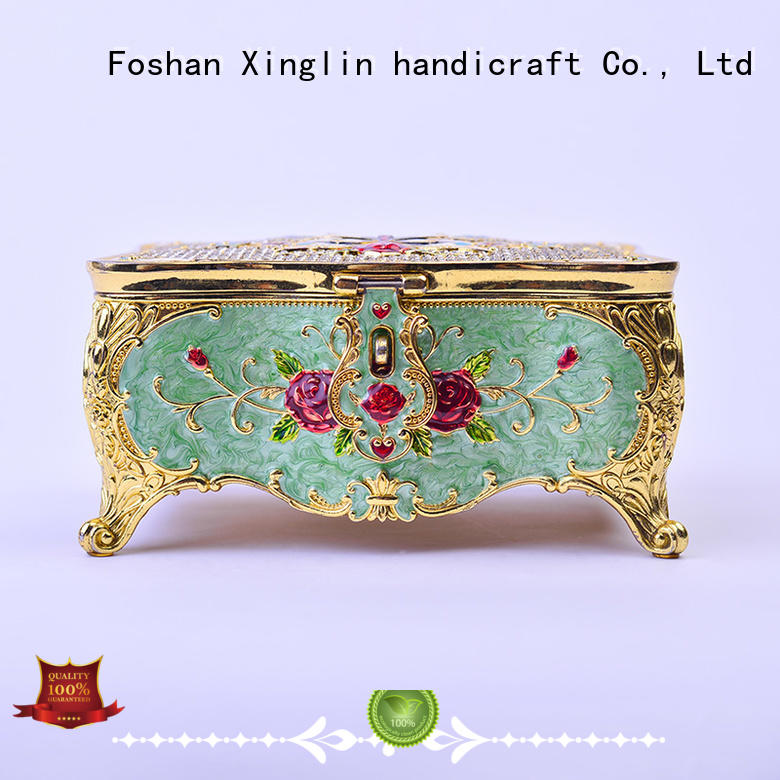 Xinglin Brand three dimensional useful quality jewelry boxes