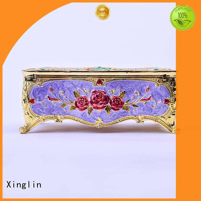 Xinglin jewelry storage box for busniess for home