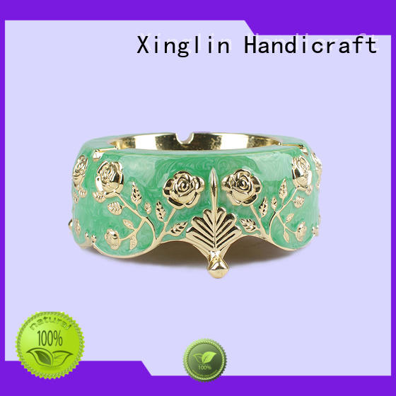 Xinglin antique ashtrays supply for hotel