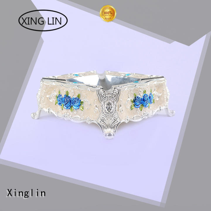 Xinglin high quality fancy ashtrays for busniess for home