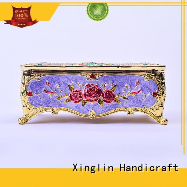 Xinglin Brand storage home quality jewelry boxes useful