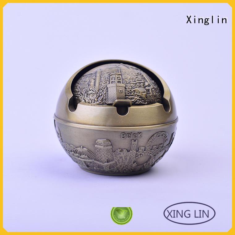 vintage cigarette ashtray crafts metal Bulk Buy shape Xinglin