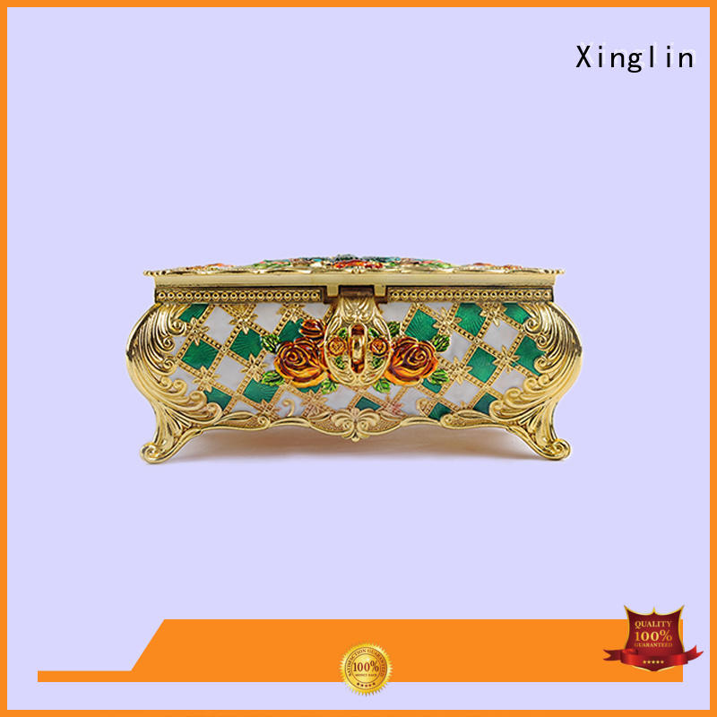 Xinglin jewelry storage box for busniess for hotel