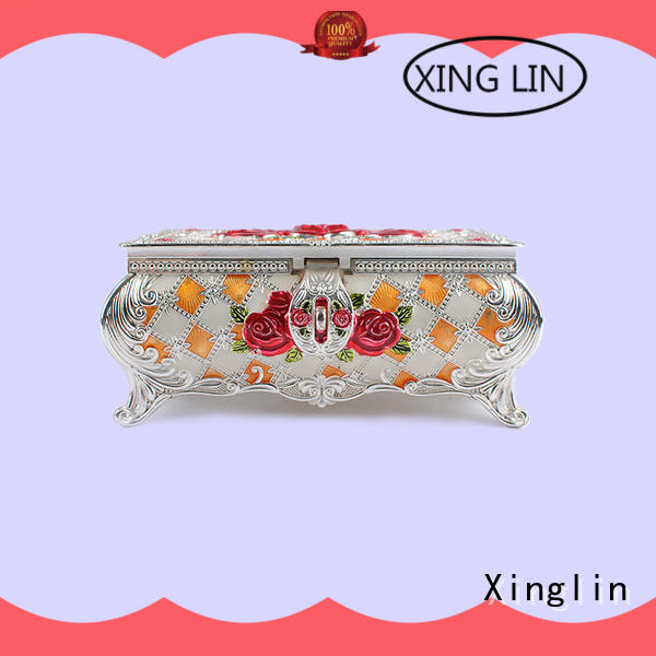 red jewelry box near me supplier for hotel