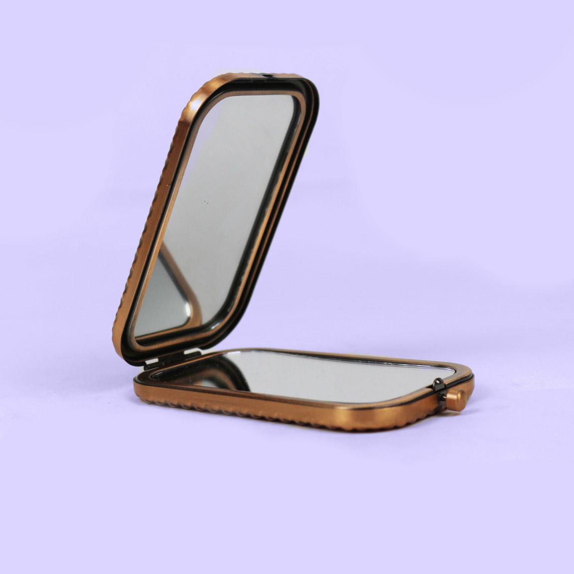 European retro fashion large folding mirror