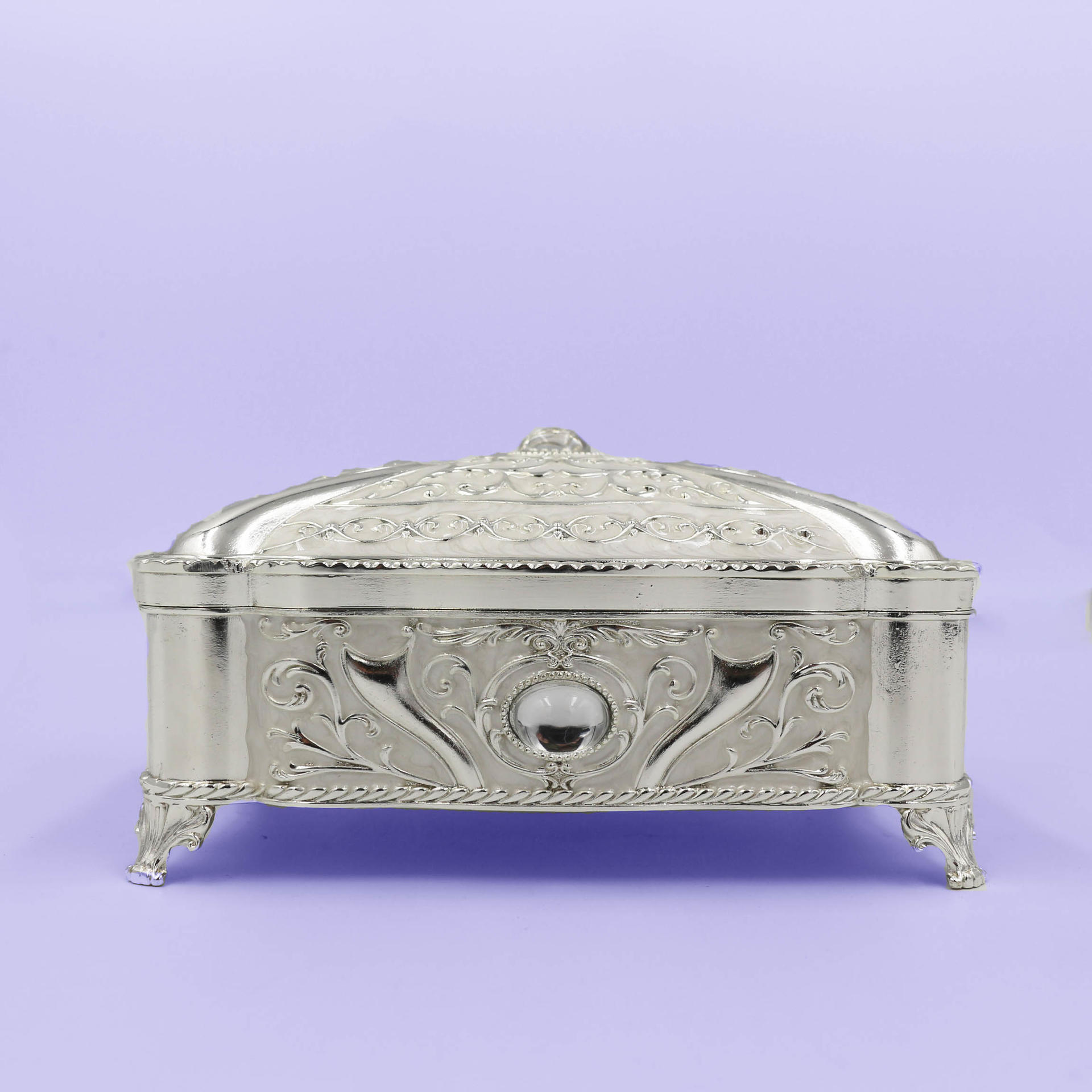 European creative retro jewelry storage box