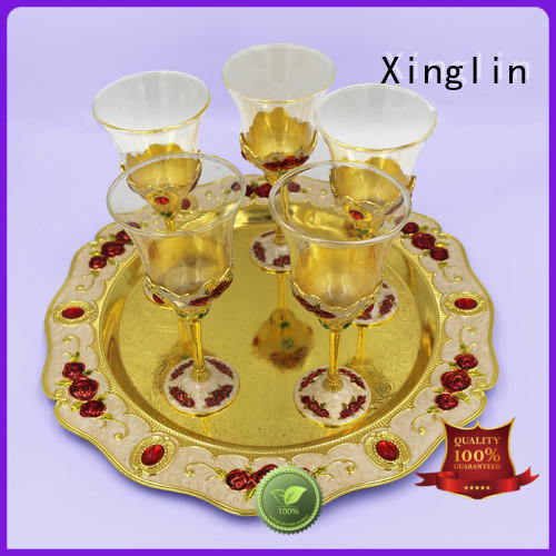 Xinglin decorative wine glasses for busniess for wedding