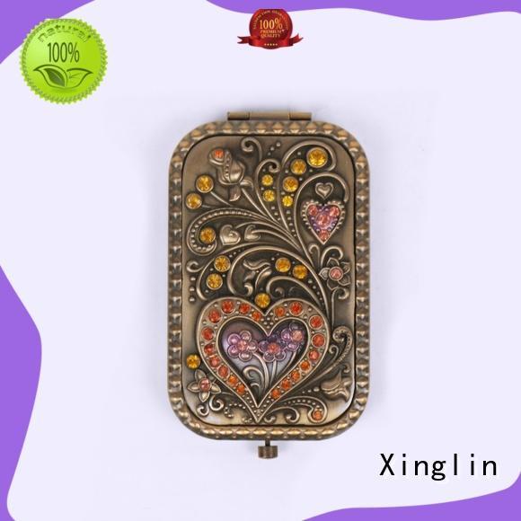 Xinglin vanity set brush comb mirror supply for home
