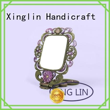 Xinglin modern hand mirror supplier for gift
