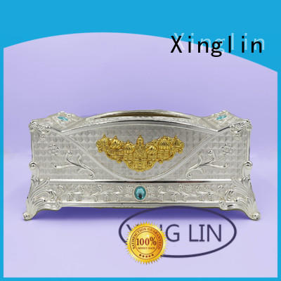 Xinglin wholesale decorative tissue box for busniess for clubs