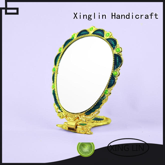 Xinglin custom hand held mirrors supply for wedding