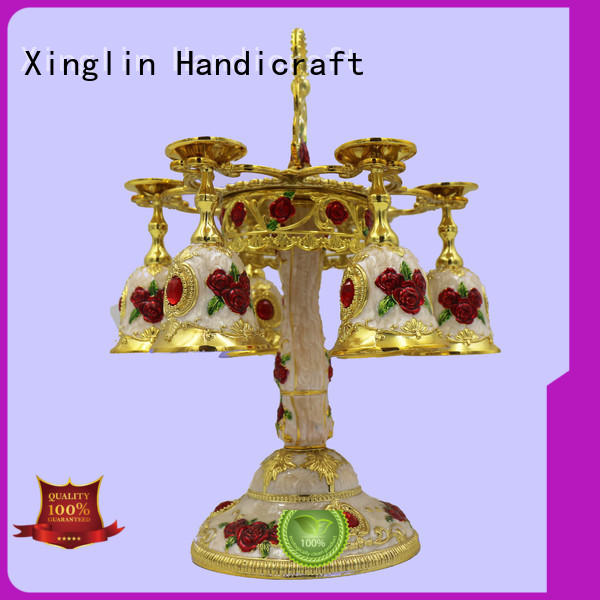 Xinglin red christmas wine glasses maker for home