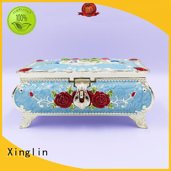 Xinglin custom made jewelry boxes manufacturer for home