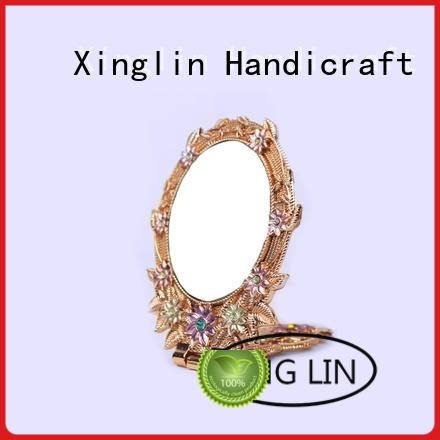 Xinglin old fashioned hand mirror company for home