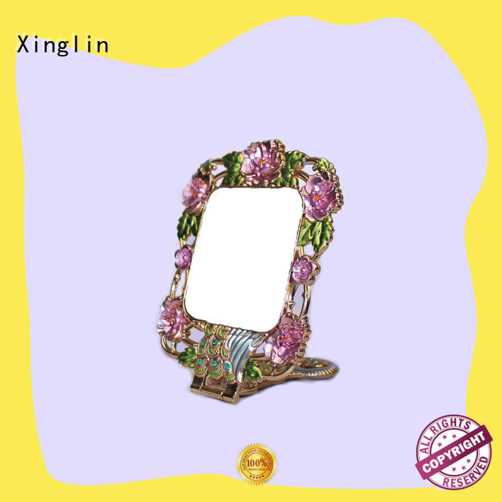 Xinglin ancient old fashioned hand mirror company for sale