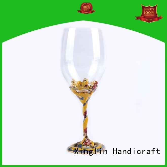 christmas wine glasses hot sale for hotel Xinglin